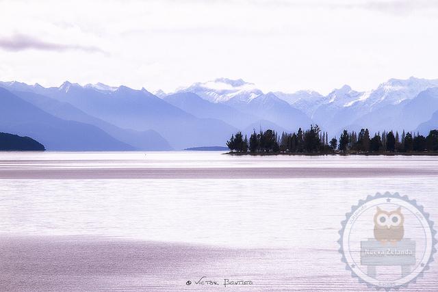 Lago Te Anau